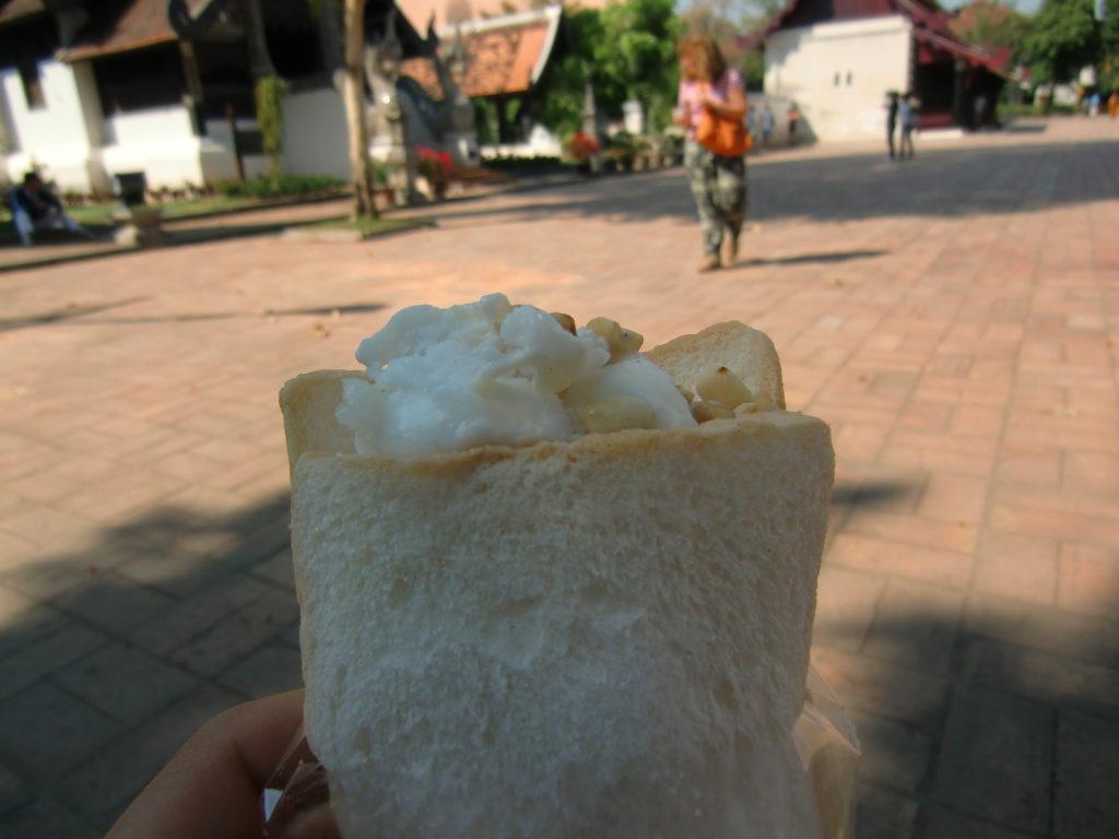 チェンマイの美味しいアイス