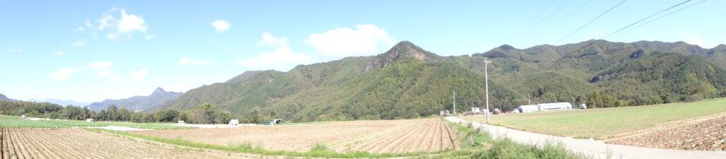 川上村は農業村