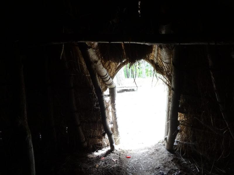 大深山遺跡の竪穴住居5