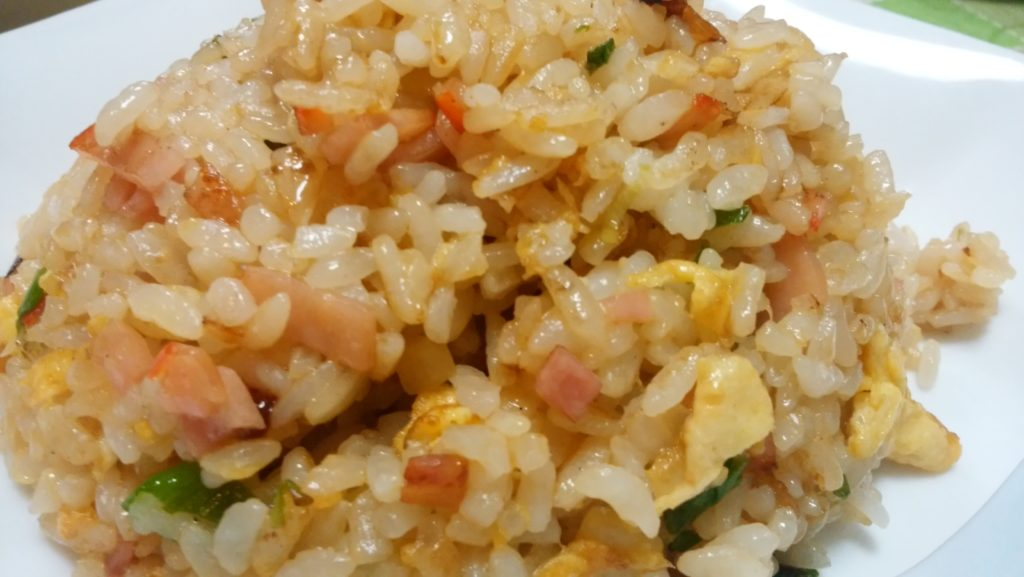 中華料理 善の炒飯